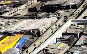 Ανακύκλωση μπαταριών μολύβδου - οξέως (Image)