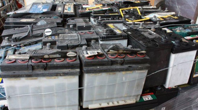 Ανακύκλωση μπαταριών (Image)